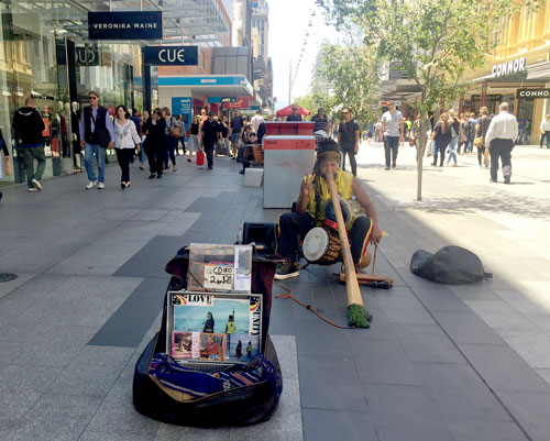 Adelaide-Buskers