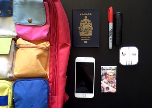 Carry-on Luggage How TO Pocket Backpack