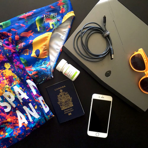 Carry-on Luggage How To Spandy Andy